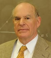 Physics Professor John Schwarz.
