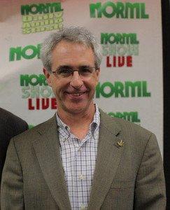 NORML's Executive Director Allen St. Pierre.