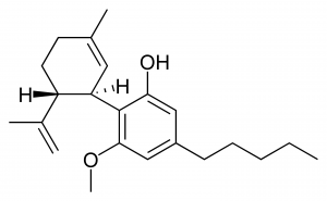 For the study researchers used cannabidiol, a naturally-occurring compound found in cannabis.