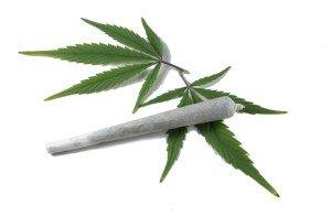 Marihuana joint
