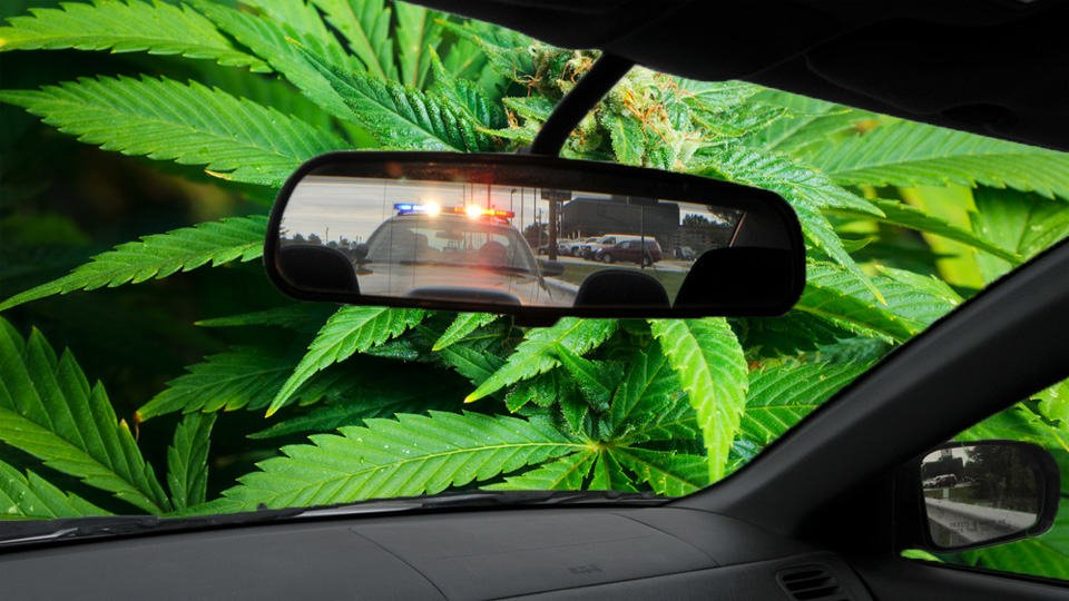 marijuanacar