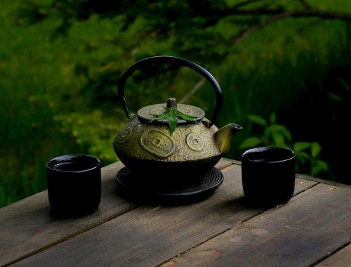 Tea cannabis